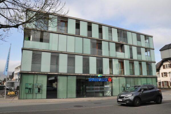 Gebäude Kontakt Zahnarztpraxis Hinteregger Lustenau